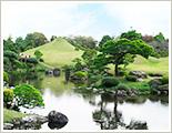 水前寺公園写真